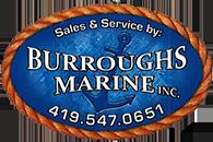 burroughsmarine.com logo
